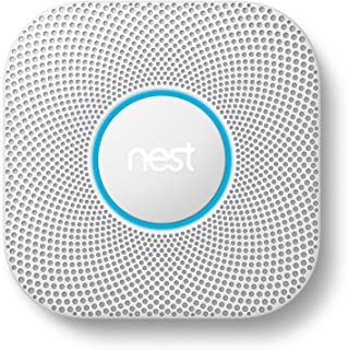 Nest Protect 2 - Detector De Humo y CO- Blanco- Version Espanola